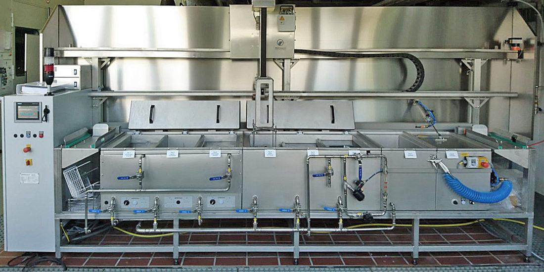 Einfluss der Verfahrensbedingungen bei der Reinigung verölter Stahlbleche